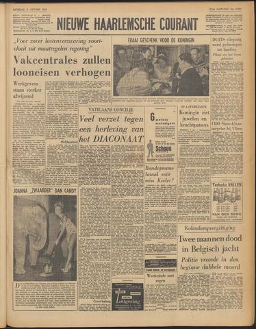 Nieuwe Haarlemsche Courant 1963-10-05