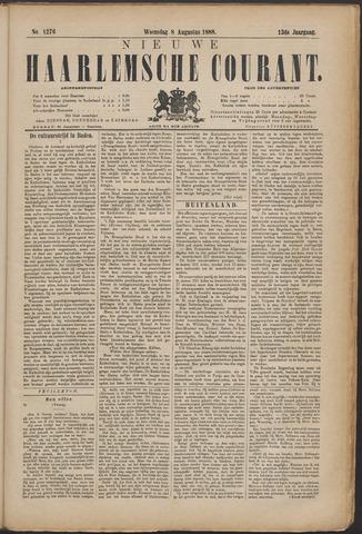 Nieuwe Haarlemsche Courant 1888-08-08