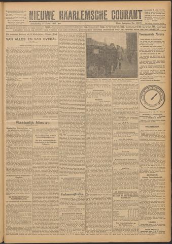 Nieuwe Haarlemsche Courant 1927-02-17