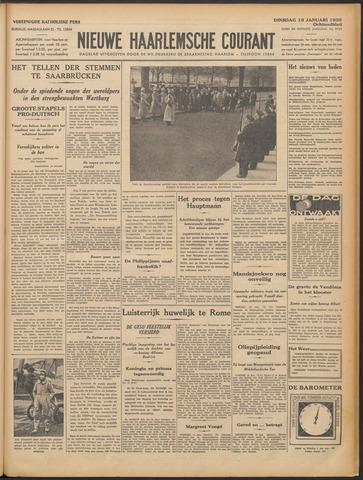 Nieuwe Haarlemsche Courant 1935-01-15