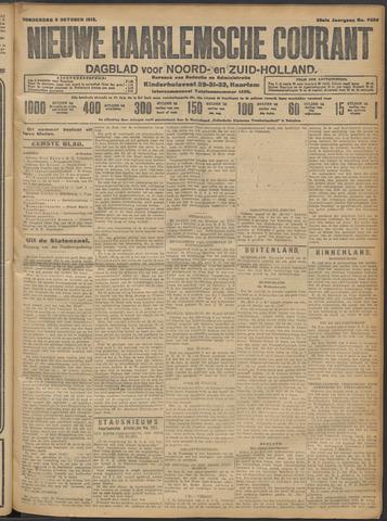 Nieuwe Haarlemsche Courant 1913-10-09