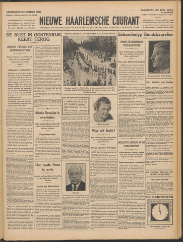 Nieuwe Haarlemsche Courant 1934-07-30
