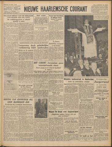 Nieuwe Haarlemsche Courant 1949-04-08