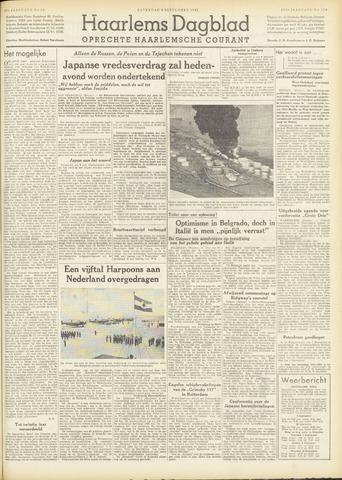 Haarlem's Dagblad 1951-09-08