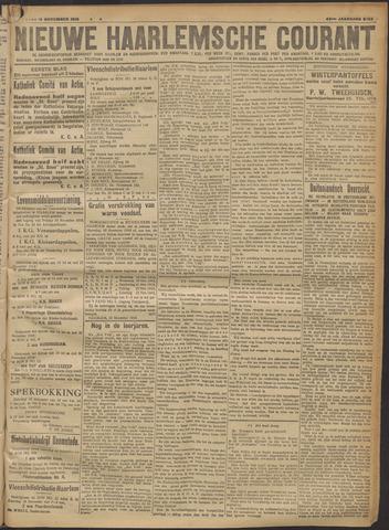 Nieuwe Haarlemsche Courant 1918-11-15