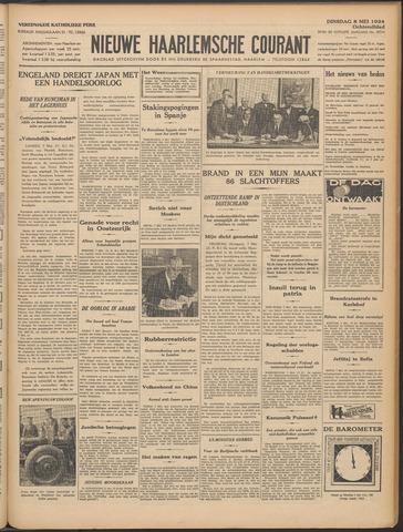 Nieuwe Haarlemsche Courant 1934-05-08