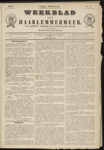 Weekblad van Haarlemmermeer 1877-02-16