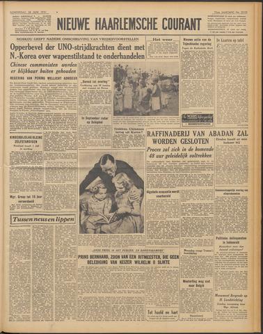 Nieuwe Haarlemsche Courant 1951-06-28