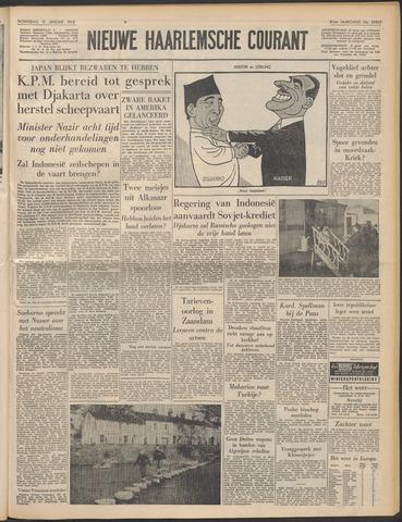 Nieuwe Haarlemsche Courant 1958-01-15