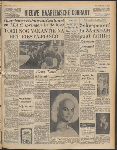 Nieuwe Haarlemsche Courant 1964-07-28