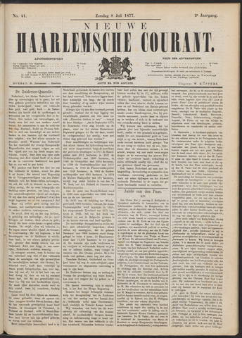 Nieuwe Haarlemsche Courant 1877-07-08