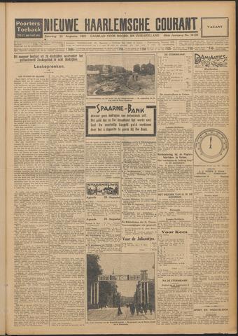 Nieuwe Haarlemsche Courant 1925-08-22