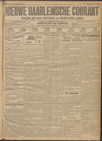 Nieuwe Haarlemsche Courant 1916-02-19