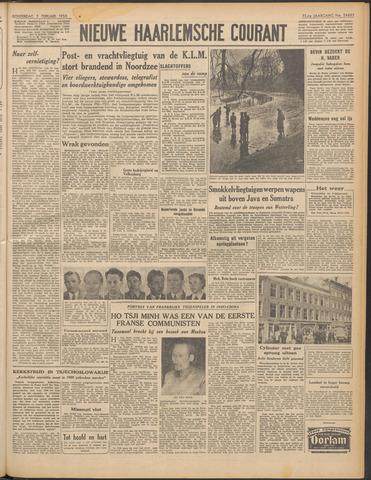 Nieuwe Haarlemsche Courant 1950-02-02