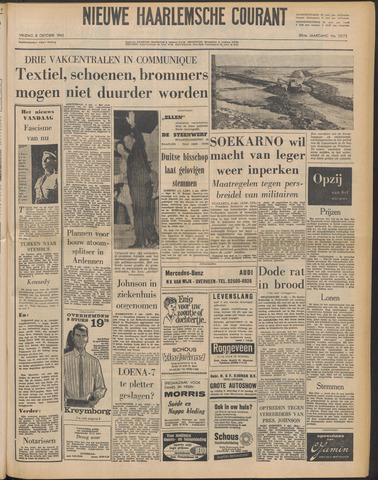 Nieuwe Haarlemsche Courant 1965-10-08