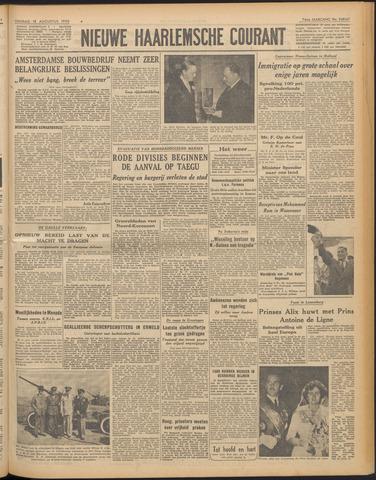 Nieuwe Haarlemsche Courant 1950-08-18
