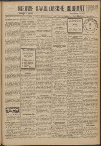 Nieuwe Haarlemsche Courant 1925-02-19
