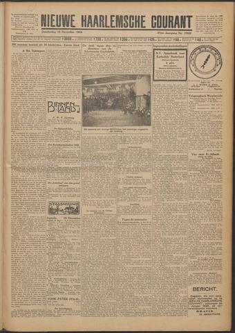 Nieuwe Haarlemsche Courant 1924-12-18