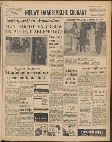 Nieuwe Haarlemsche Courant 1965-04-22