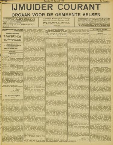 IJmuider Courant 1922-01-28