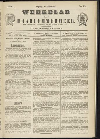 Weekblad van Haarlemmermeer 1883-09-21