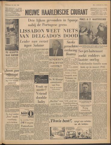 Nieuwe Haarlemsche Courant 1965-04-28
