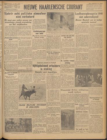 Nieuwe Haarlemsche Courant 1947-05-08