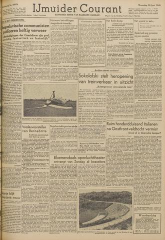 IJmuider Courant 1948-06-30