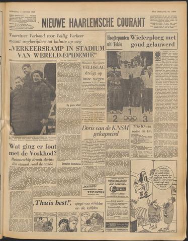 Nieuwe Haarlemsche Courant 1964-10-14