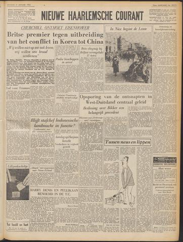 Nieuwe Haarlemsche Courant 1953-01-06