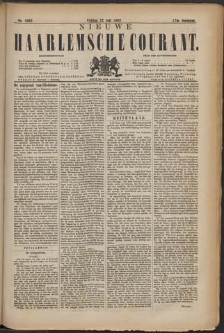 Nieuwe Haarlemsche Courant 1892-07-22