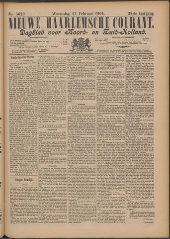 Nieuwe Haarlemsche Courant 1904-02-17