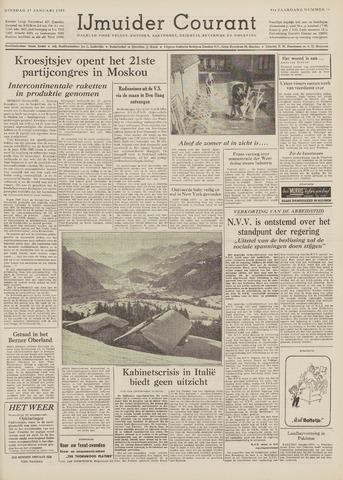 IJmuider Courant 1959-01-27