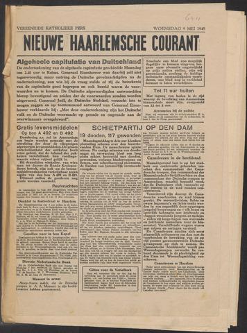 Nieuwe Haarlemsche Courant 1945-05-09
