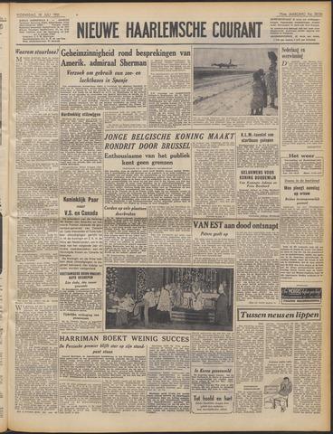 Nieuwe Haarlemsche Courant 1951-07-18