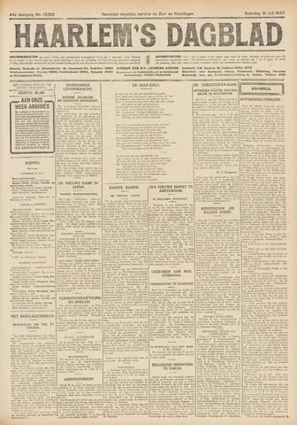 Haarlem's Dagblad 1926-07-31