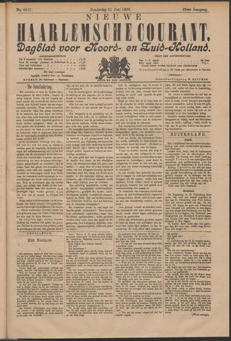 Nieuwe Haarlemsche Courant 1900-06-21