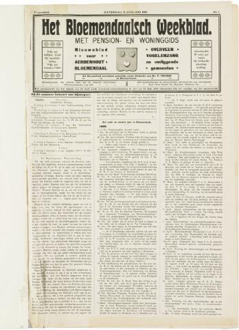 Het Bloemendaalsch Weekblad 1910