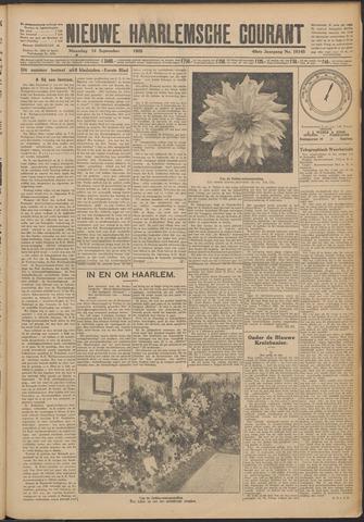 Nieuwe Haarlemsche Courant 1925-09-14