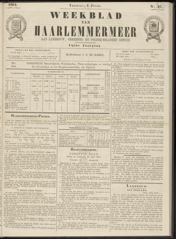 Weekblad van Haarlemmermeer 1864-07-01