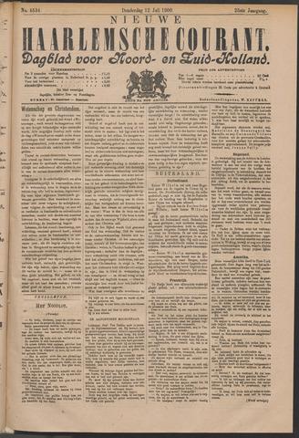 Nieuwe Haarlemsche Courant 1900-07-12