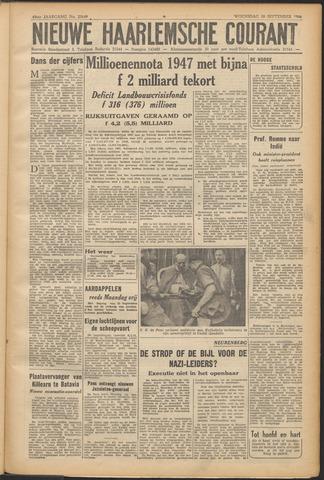 Nieuwe Haarlemsche Courant 1946-09-18