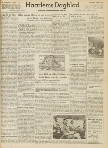 Haarlem's Dagblad 1950-04-06