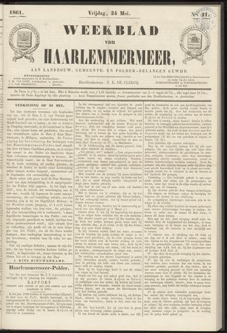 Weekblad van Haarlemmermeer 1861-05-24