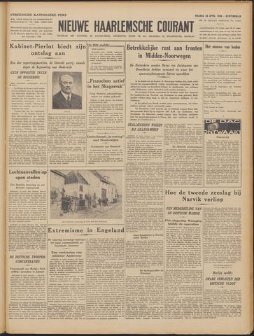 Nieuwe Haarlemsche Courant 1940-04-26