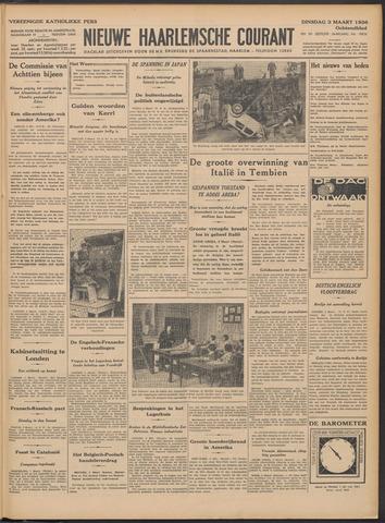 Nieuwe Haarlemsche Courant 1936-03-03