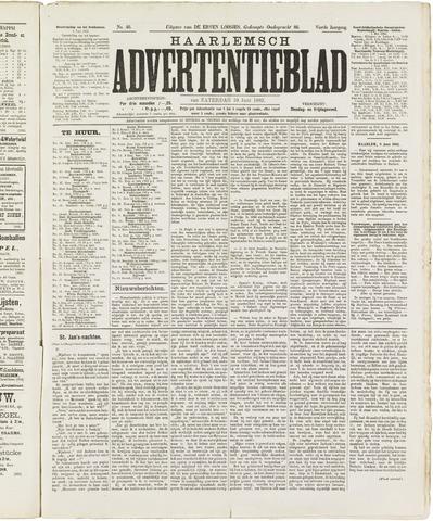 Haarlemsch Advertentieblad 1882-06-10