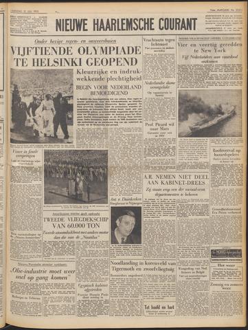 Nieuwe Haarlemsche Courant 1952-07-21