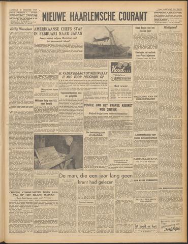 Nieuwe Haarlemsche Courant 1949-12-31