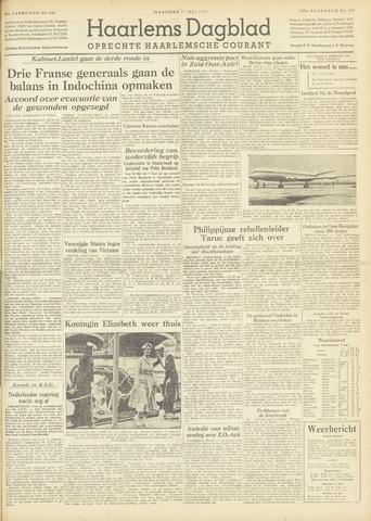 Haarlem's Dagblad 1954-05-17